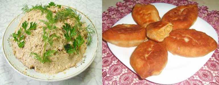 рецепты вторых блюд с фото простые и вкусные