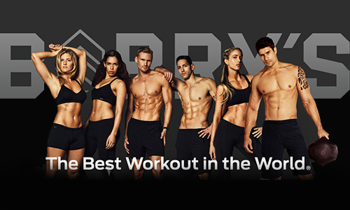Интенсивка от Barry's Bootcamp