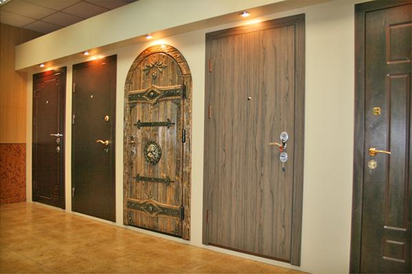 оригинальные железные двери