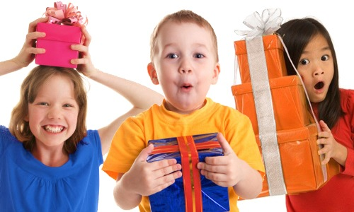 Недорогие подарки детям