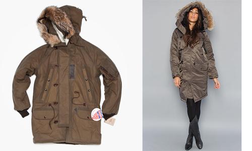 Выбираем женскую куртку